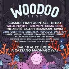 Woodoo Fest 2018 - Cosmo - Myss Keta - Populous