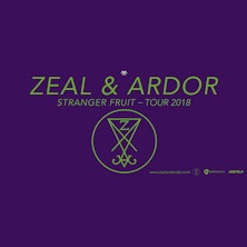 ZEAL and ARDOR + guestMezzago