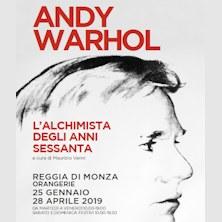 Andy Warhol l'Alchimista degli anni 60
