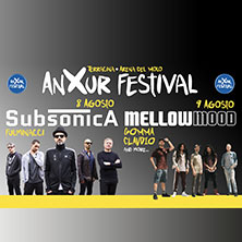 Anxur Festival - Mellow Mood - Gomma - Clavdio and Guests