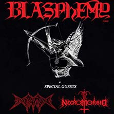 Blasphemy + Special Guests