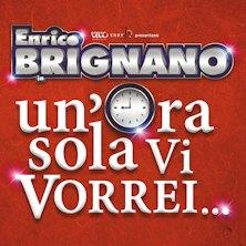 Biglietti Evento Enrico Brignano - FIRENZE