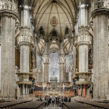 CATTEDRALE - Duomo di Milano