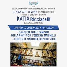 concerto delle Campane Pontificia Fonderia Marinelli