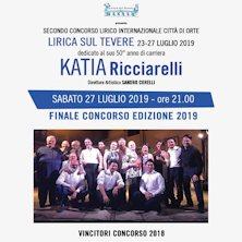 Concerto Lirico Finale 2019