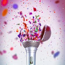 Confetti e Karaoke