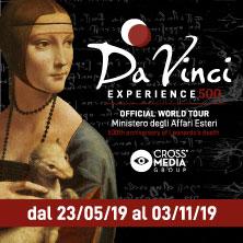 Biglietti Evento Da Vinci Experience - FIRENZE