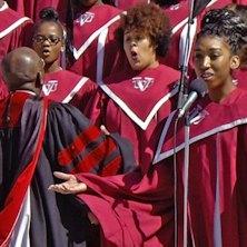 Every Praise & Virginia Union Gospel Choir Feat. J. David Bratton