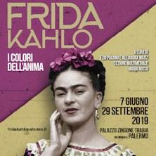 Frida Kahlo - I colori dell'anima