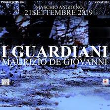 I Guardiani - Maurizio de Giovanni