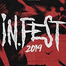 Infest 2019 - Underoath + Fever 333 + Starset + Guest