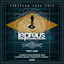 Leprous+The Ocean+Port Noir
