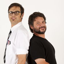 Lillo e Greg in 'Gagmen'
