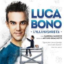 Biglietti Evento Luca Bono - L'illusionista - FIRENZE