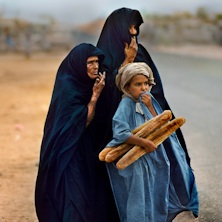 Steve McCurry - Cibo