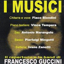 Biglietti Evento I Musici di Francesco Guccini - PRATO