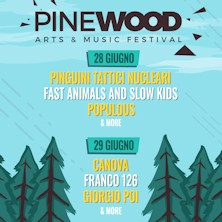 Pinewood Festival 2019 - DAY 1