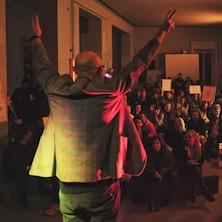 Poetry Slam! Sfida a suon di versi - Registrazioni TV