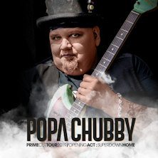 Popa Chubby Two Dogs World Tour