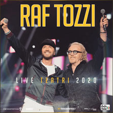 Biglietti Evento Raf Tozzi - FIRENZE