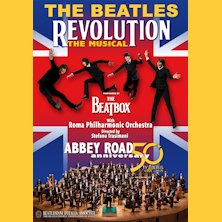 REVOLUTION The Beatles BEATBOX+Orchestra