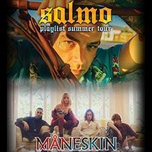 Biglietti Evento Salmo - Maneskin - LUCCA