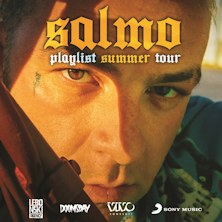 Salmo - Red Valley Festival