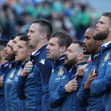GUINNESS SIX NATIONS ITALIA VS SCOZIA