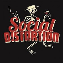 Social Distortion + Special Guest