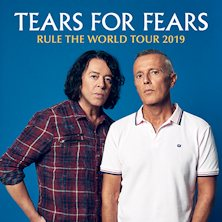 Tears For Fears VIP PACK Lucca Summer Festival 2019