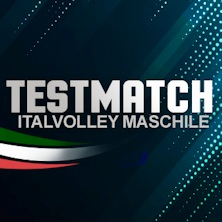 Italia - Belgio - Italvolley Test Match
