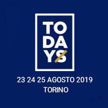 Abbonamento TODAYS Day 2 Spazio211 Incet