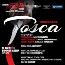 La Tosca di G. Puccini