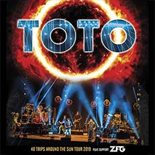 TOTO VIP PACK Lucca Summer Festival 2019