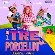 I tre porcellini - Il musical