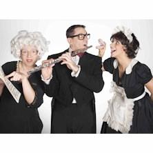 Biglietti Evento Trio Trioche - Troppe arie - LASTRA A SIGNA