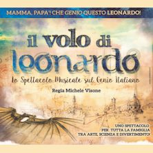 Biglietti Evento Il Volo di Leonardo - MONTECATINI