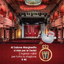 Card Natale - Salone Margherita