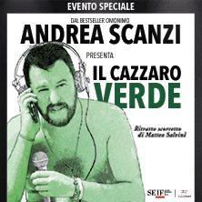 Biglietti Evento Il cazzaro verde - Andrea Scanzi - FIRENZE