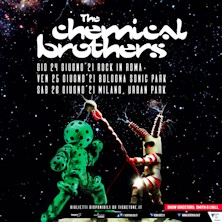 The Chemical Brothers - Rock in Roma