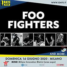 VIP PACKAGE: Foo Fighters