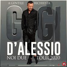 Biglietti Evento Gigi D'Alessio - FIRENZE