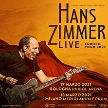 Biglietti Evento Vip Pack Hans Zimmer - CASALECCHIO DI RENO