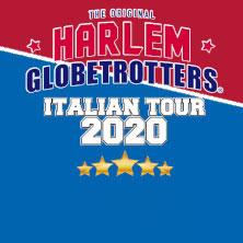 Harlem Globetrotters Italian Tour 2020