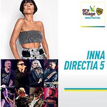 Inna + Directia 5