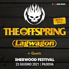 The Offspring + Lagwagon and guest