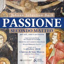 Passione Secondo Matteo
