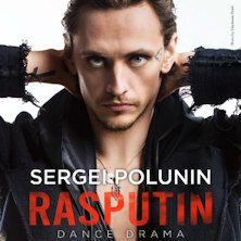 balletto spettacolo SERGEI POLUNIN Rasputin