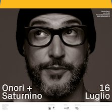 Biglietti Evento Saturnino - Onori and Quartet Live - Pecci Summer Live - PRATO