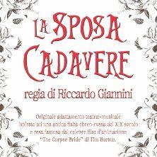 Biglietti Evento La Sposa Cadavere - MONTECATINI